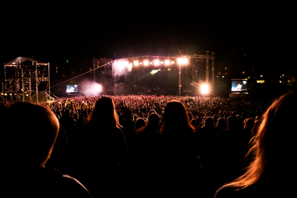 Fall Out Boy concert. Aug. 28 2014.
